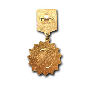 odznaka zssr 6a