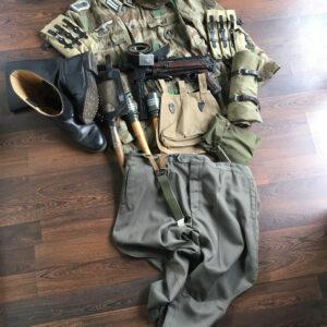 mundur niemiecki