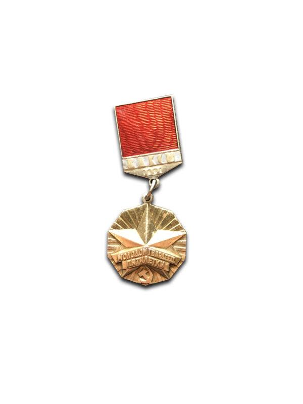 odznaka zsrr 17