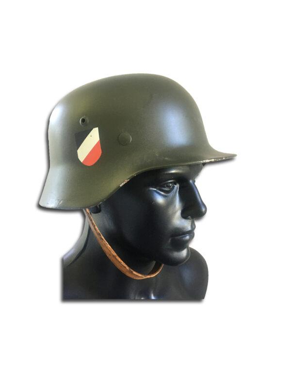Hełm niemiecki m35 a